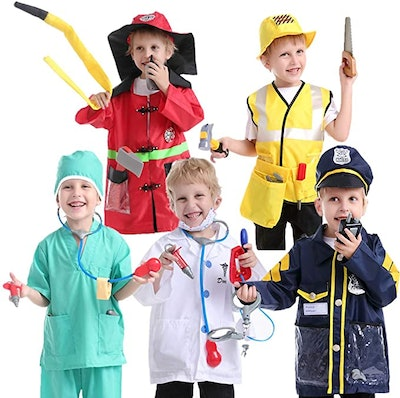 Top Tie Role Play Costumes