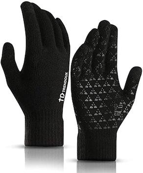 TRENDOUX Anti-Slip Touch Screen Gloves