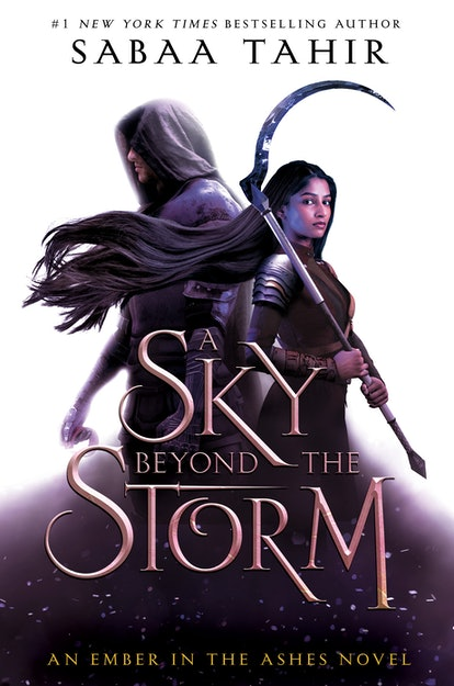 Sabaa Tahir 'The Sky Beyond the Storm' interview