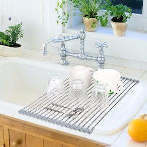 Hhyn Roll-Up Dish-Drying Rack