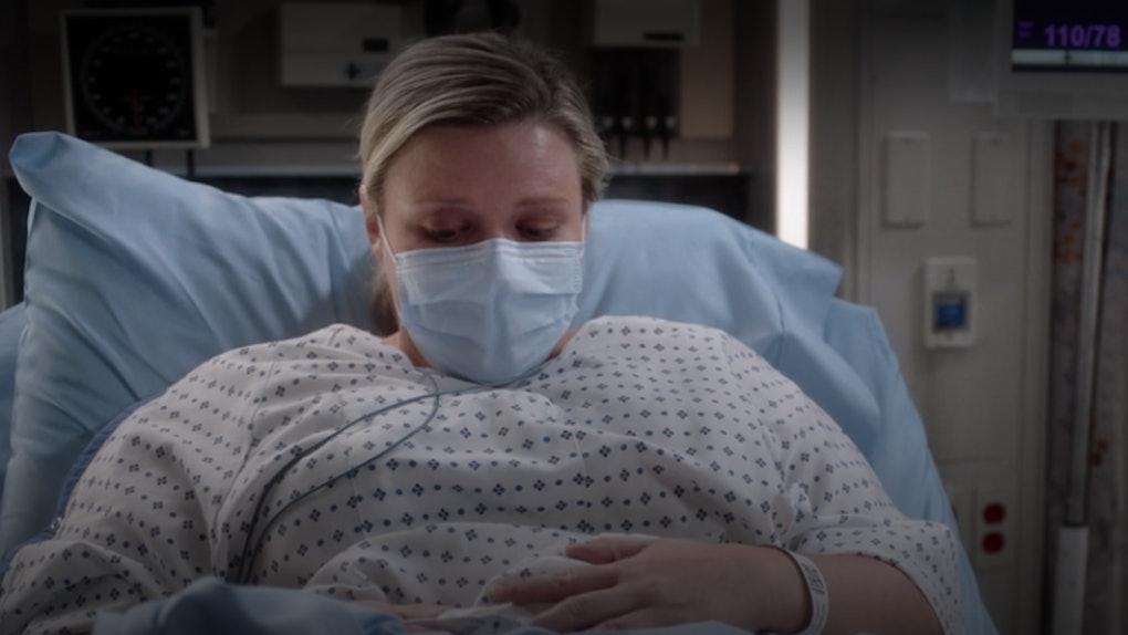 Mackenzie Marsh as Val Ashton in 'Grey's Anatomy' Season 17