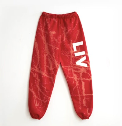 FootLocker 'Behind Her Label' Capsule Collection Cozy SweatPant