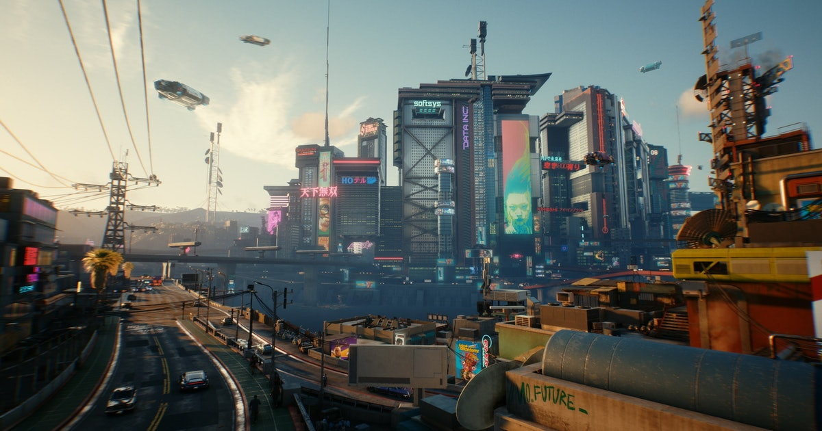 Buy 'Cyberpunk 2077' and get a $99 Stadia Premiere Edition free