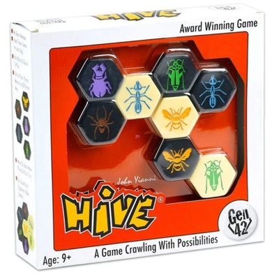 Hive: A Game Crawling With Possibilities