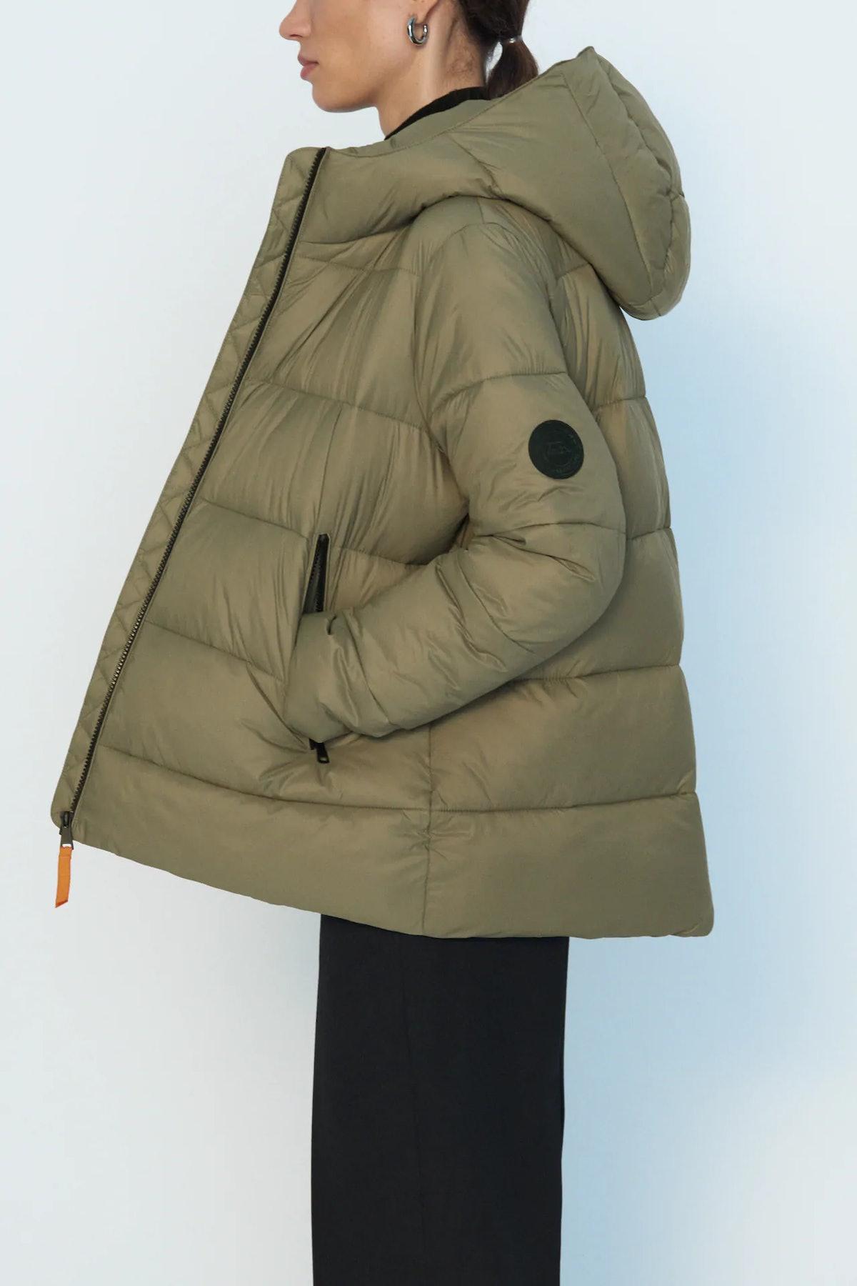 Comfortemp Thermal Insulation Puffer Jacket