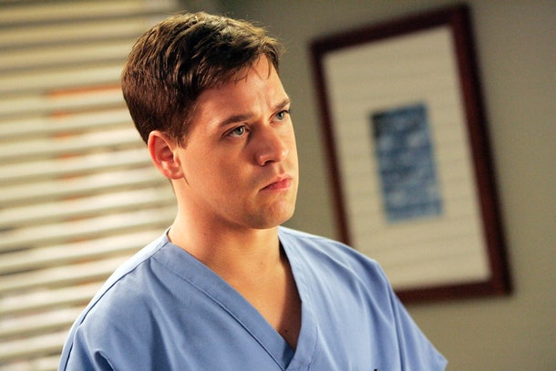 T.R. Knight played George O'Malley in 'Grey's Anatomy.'