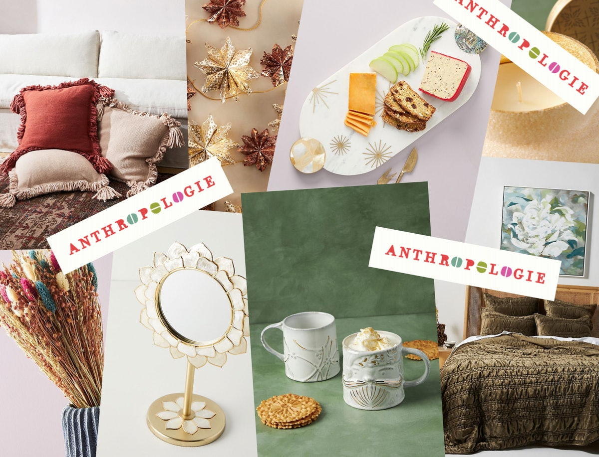Anthropologie's Black Friday 2020 home sale can score you deals on candles, mirrors, bedding, and mo...