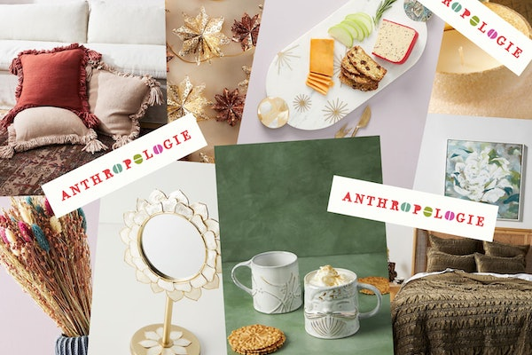 Anthropologie's Black Friday 2020 home sale can score you deals on candles, mirrors, bedding, and more.