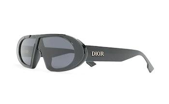 Dior Oblique oval-frame sunglasses