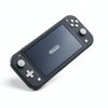 A black Nintendo Switch Lite console.