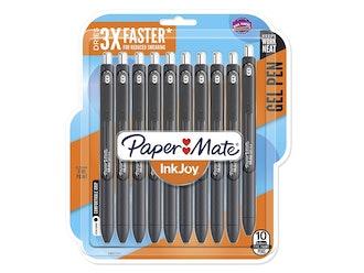 Paper Mate InkJoy Gel Pens (10-Pack)