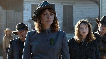 Colby Minifie as Virginia in 'Fear the Walking Dead.'