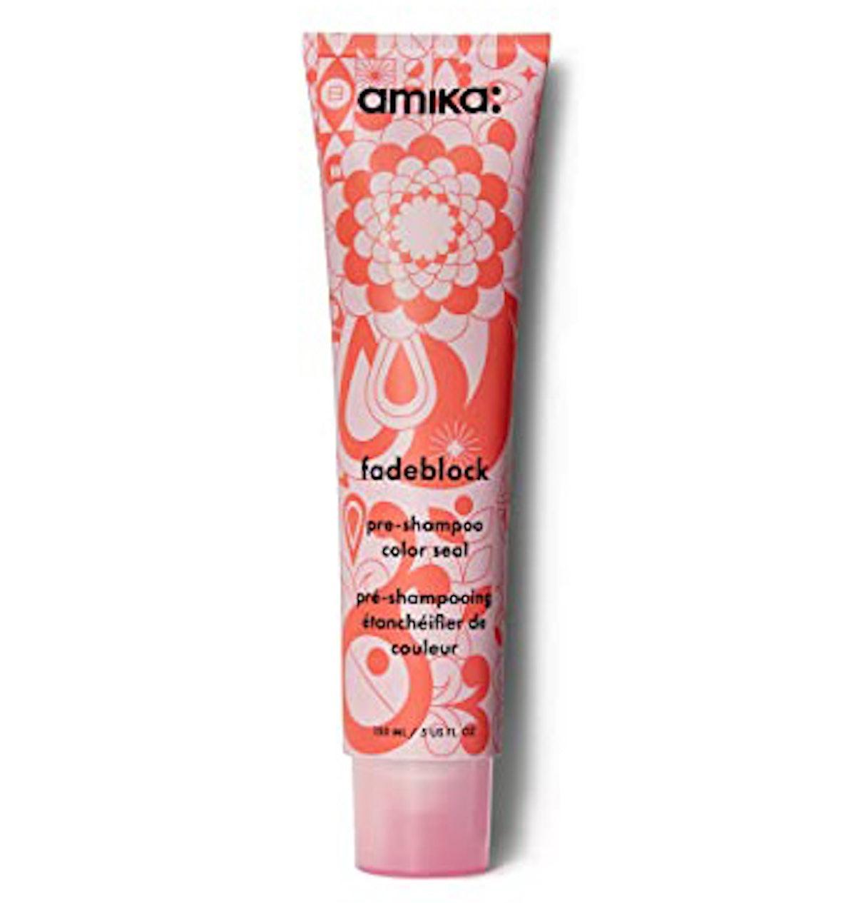 amika Fadeblock Pre-Shampoo Color Seal