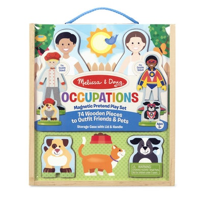 Magnet Pretend Play Set: Occupations
