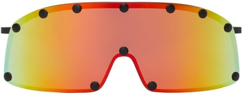Rick Owens Multicolor Shielding Sunglasses