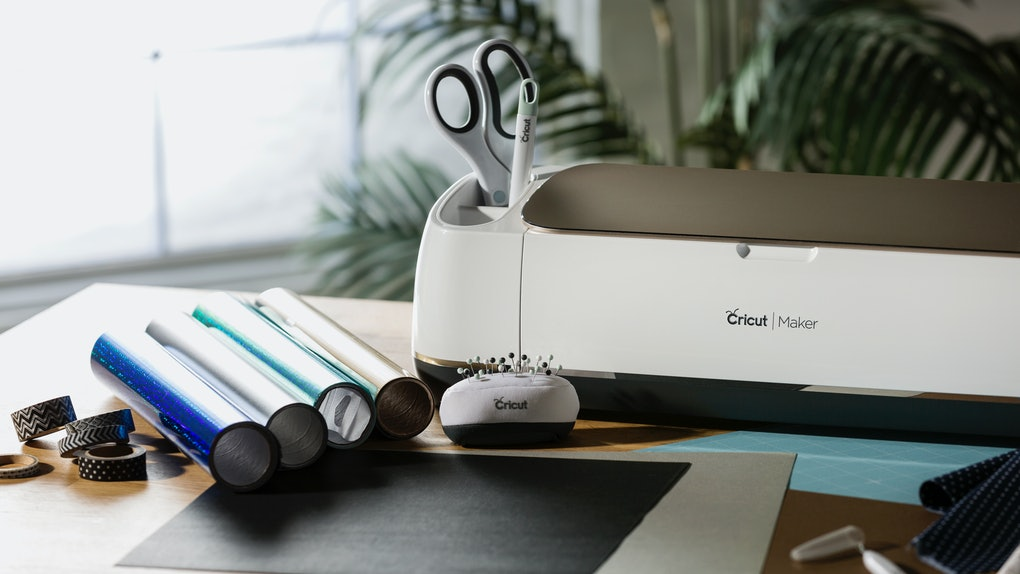 The Cricut Maker 7 can cut over 300 materials with ease and is included in Cricut's Black Friday deals.