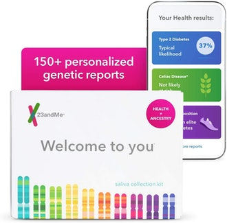 23andMe Health + Ancestry Service