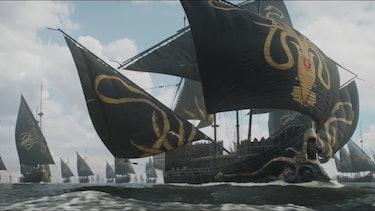 victarion greyjoy iron fleet game of thrones winds of winter