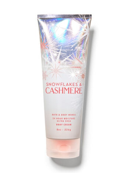 Snowflakes & Cashmere Ultra Shea Body Cream