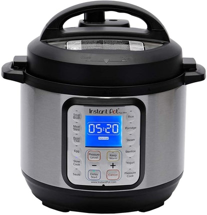 Instant Pot Duo Plus Mini 9-in-1 Electric Pressure Cooker 3 Quart, 13 One-Touch Programs