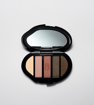 Eyeshadow palette in Corporate colours