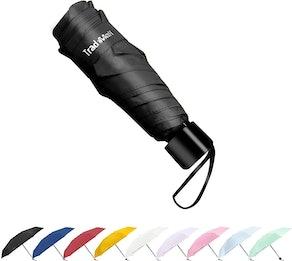 TradMall Mini Travel Umbrella