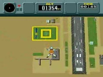 Mode 7 allowed Pilotwings to look like it had 3D design