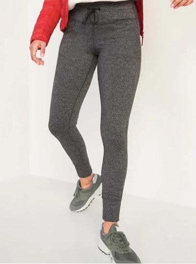 High-Waisted CozeCore Jogger Leggings for Women