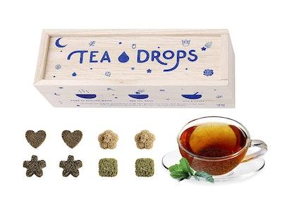 Sweetened Loose Leaf Tea Drops Sampler