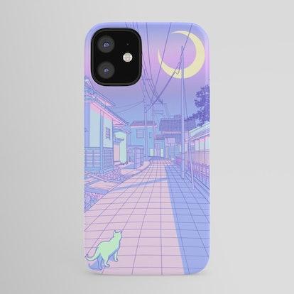 Kyoto Nights iPhone 12 Mini Case