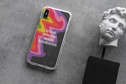 Aesthic Quote iPhone 12 Mini Case