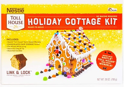 Nestle Holiday Cottage Gingerbread House Kit