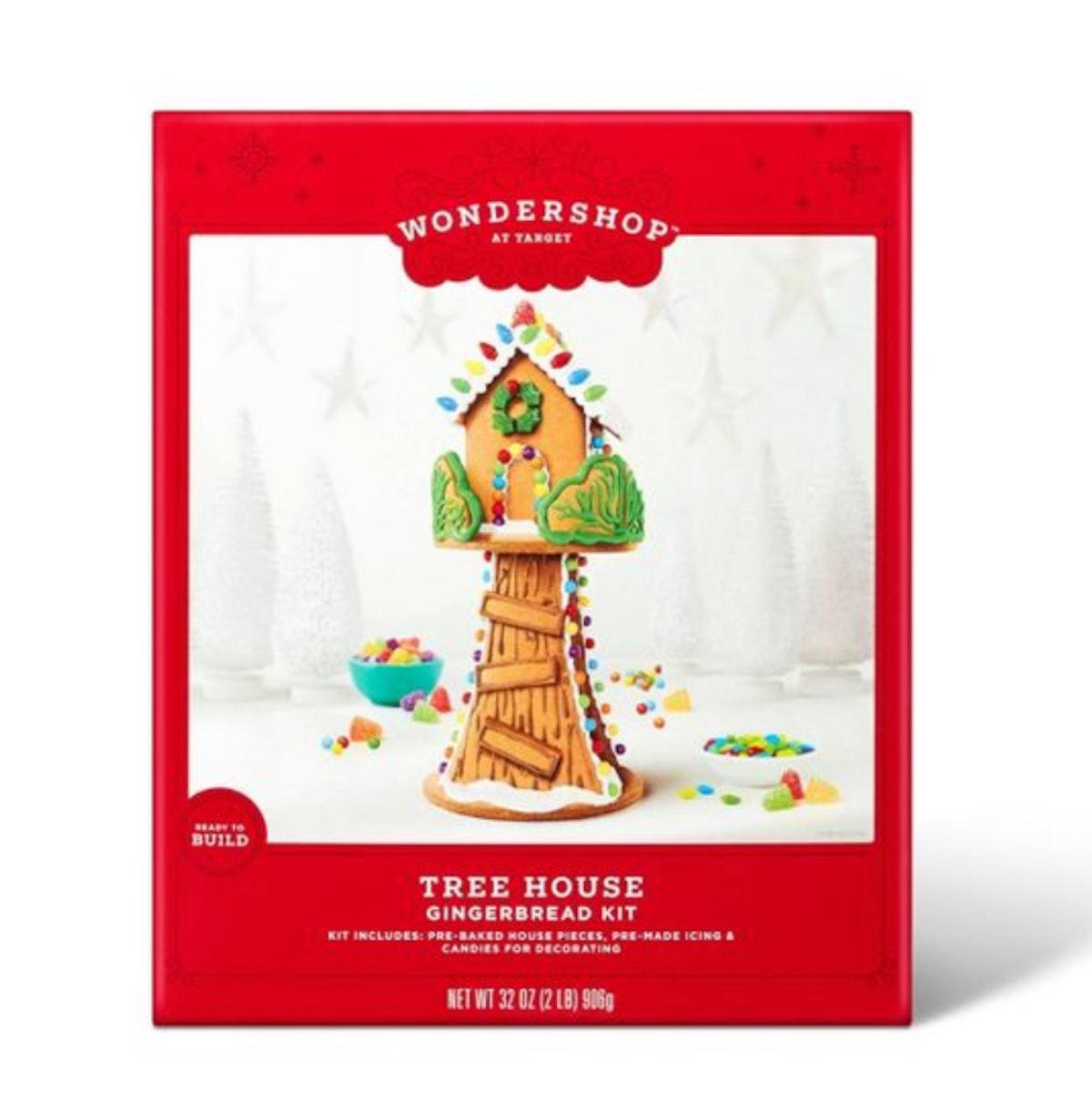 Holiday Tree House Kit