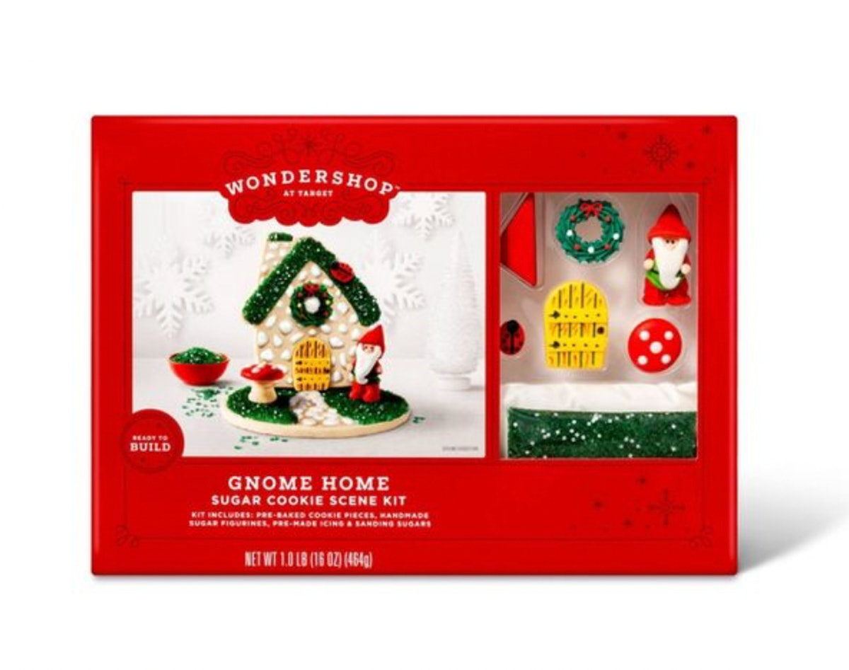 Holiday Gnome House Kit