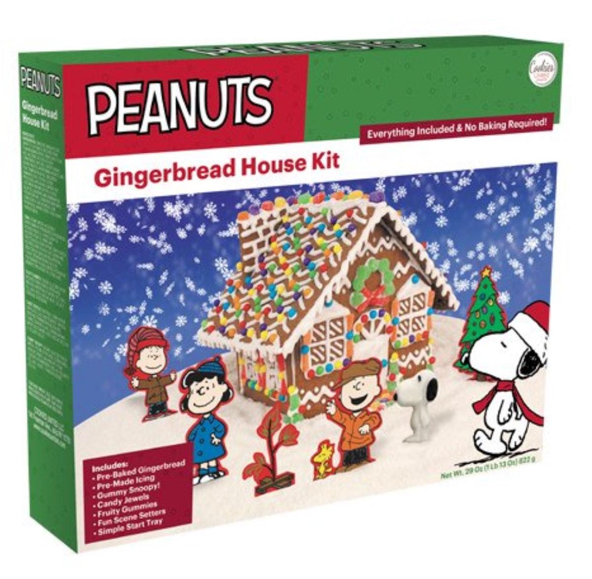 Peanuts GB House Kit
