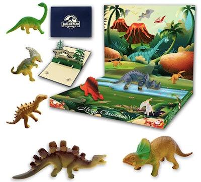 HAIGOU Dinosaurs Advent Calendar