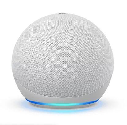 Amazon All-new Echo Dot (4th Gen) Smart Speaker with Alexa