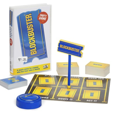 Big Potato Blockbuster Game: The Movie Board Game