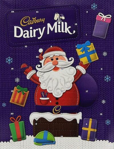 Cadbury Dairy Milk Christmas Chocolate Advent Calendar