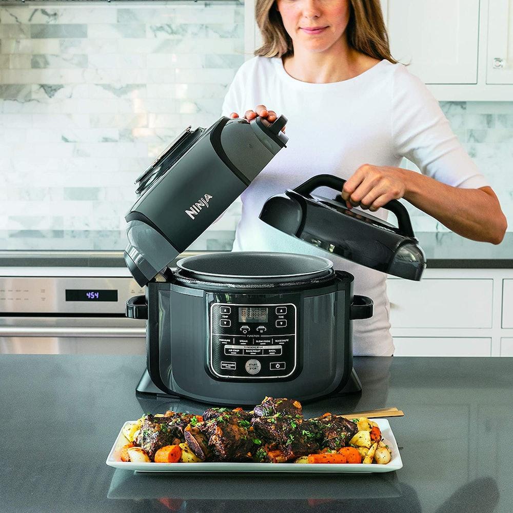 Ninja Foodi 9-in-1 6.5-Quart Cooker