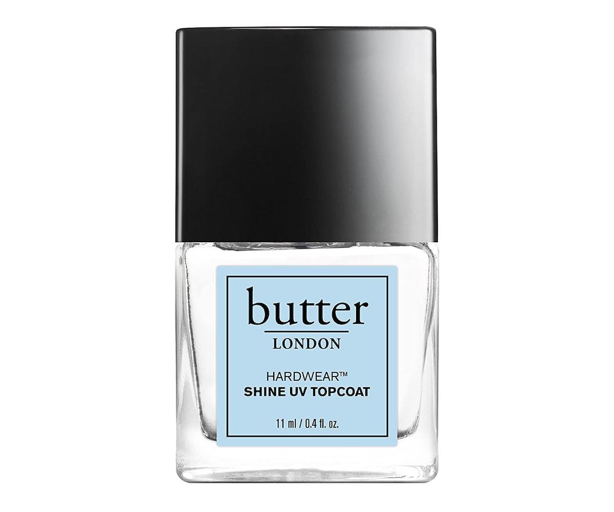 Butter London Hardwear Shine UV Top Coat