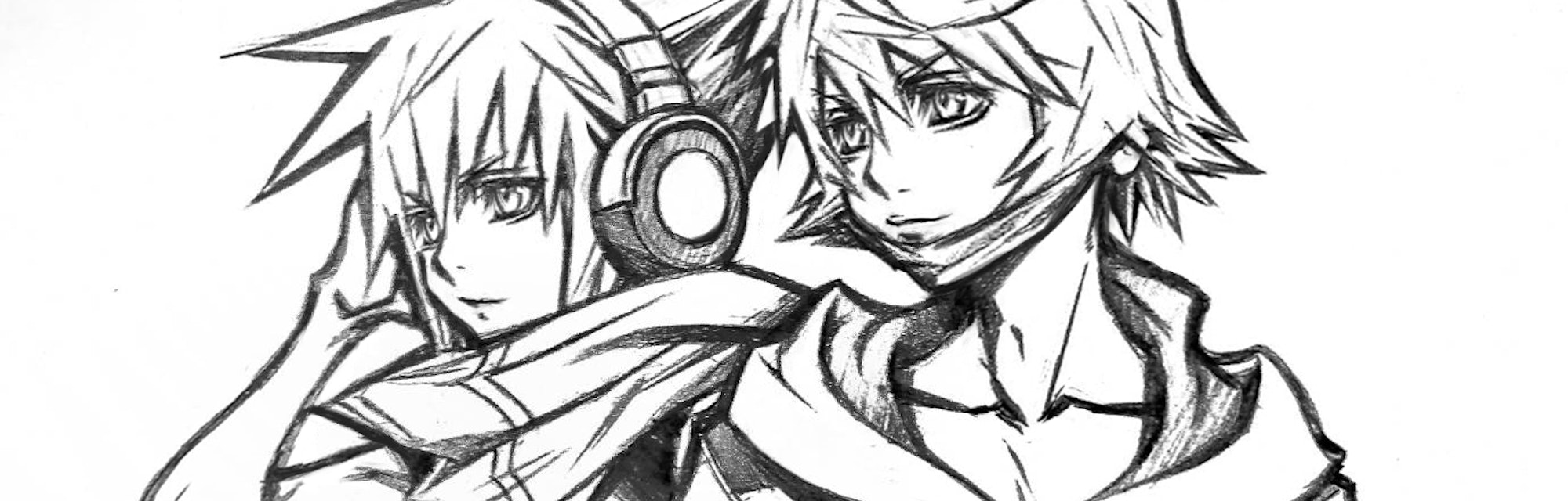 Both World Ends with You Heroes Tetsuya Nomura