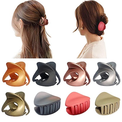 Joyojoy Nonslip Hair Clips (8-Pack)