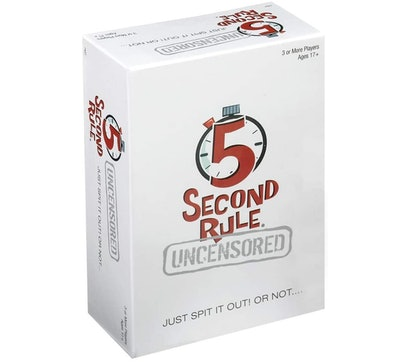 PlayMonster: 5 Second Rule Uncensored