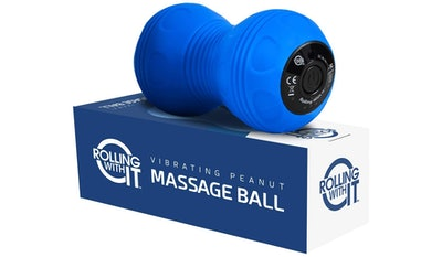Rolling With It Professional Vibrating Peanut Massage Ball