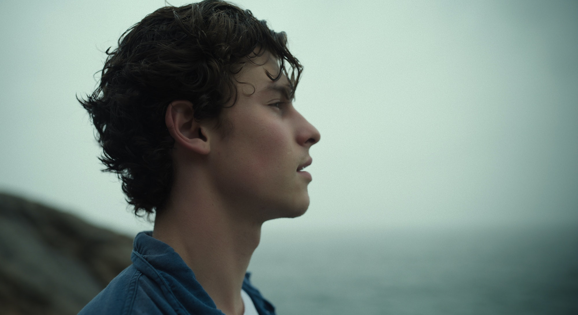 Singer Shawn Mendes in 'Shawn Mendes: In Wonder' via the Netflix press site.