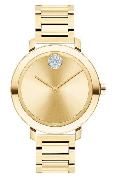 Bold Bracelet Watch