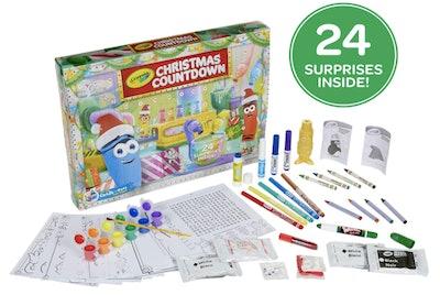 Crayola Advent Calendar