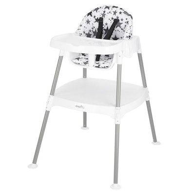 4-in-1 Eat & Grow Convertible High Chair