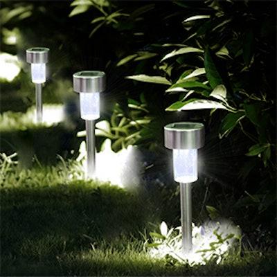SUNNEST Outdoor Solar Lights (12-Pack)